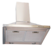 60 cm Hood Type Chimney B 021