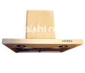 Maple Finish-60 cm Hood Type Chimney BM 022