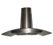 90 cm Hood type Chimney BM 009