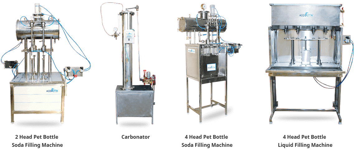soda-water-filling-machinery