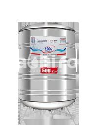 500L SS Water Tank