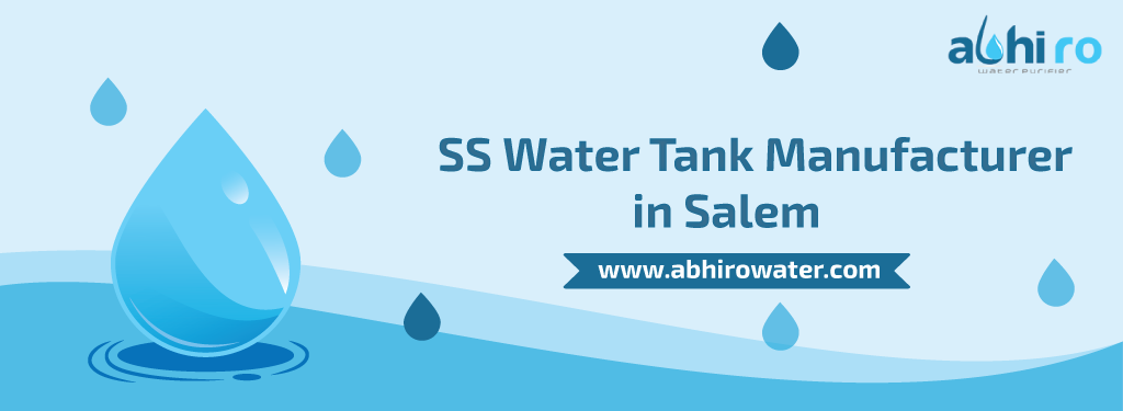 SS Water Tank Manufacturer in Salem