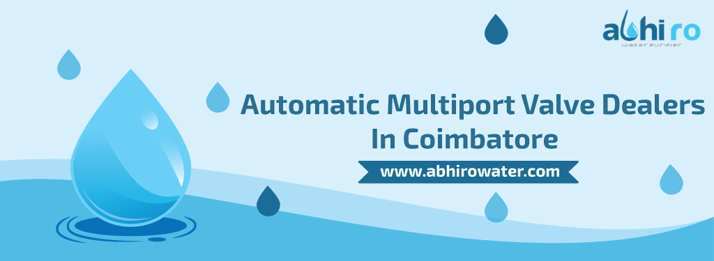 Automatic Multiport Valve Dealers Coimbatore