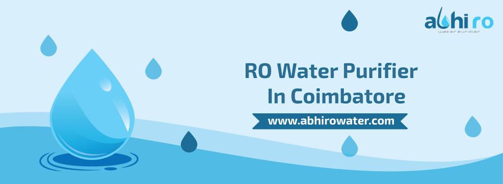 Ro Water Purifier Coimbatore
