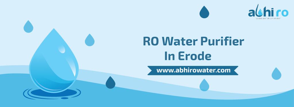 Ro Water Purifier Erode