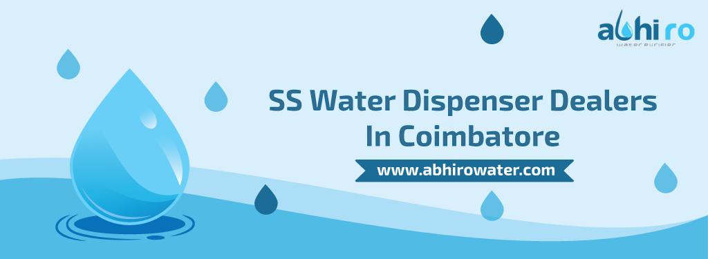 SS Water Dispenser Dealers Coimbatore